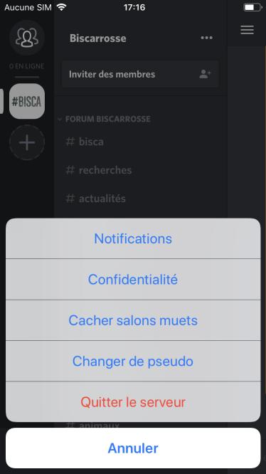 App screen image